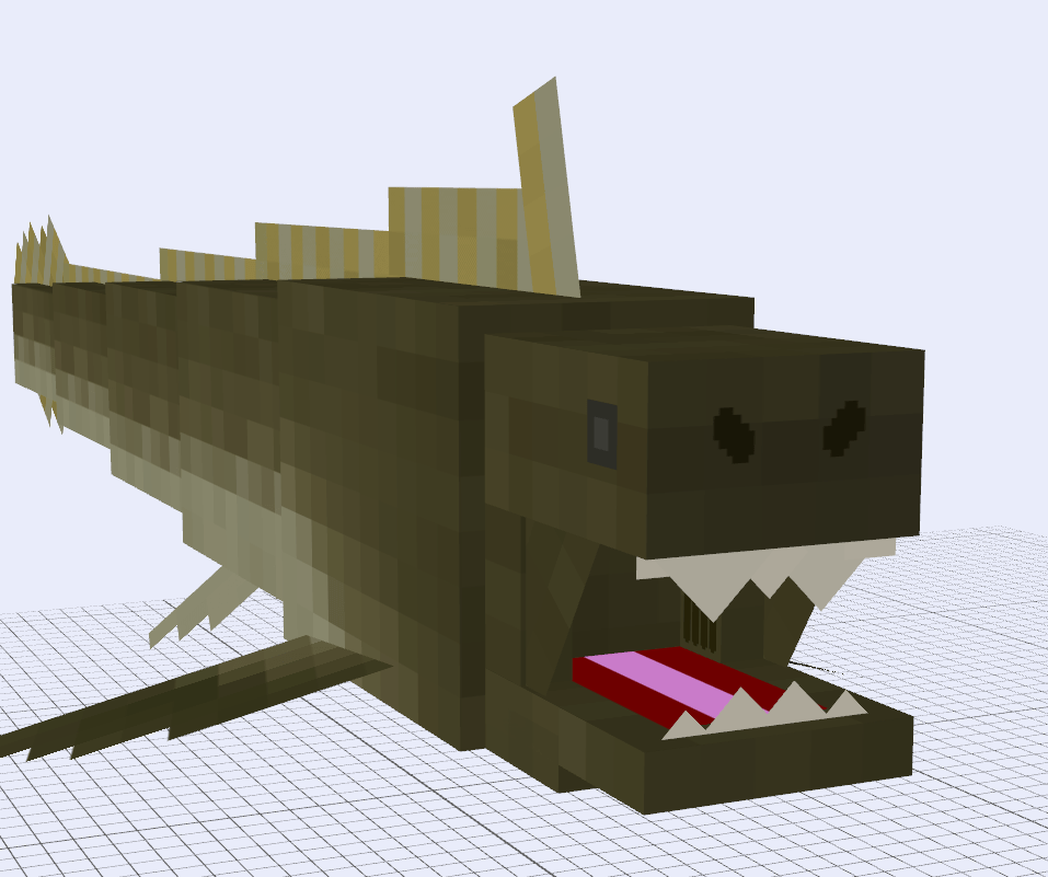 JurassiCraft Build 130 Pre Release Daily Builds
