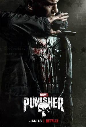 The Punisher S2 Poster