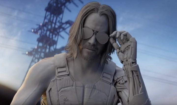 Cyberpunk 2077 - Behind