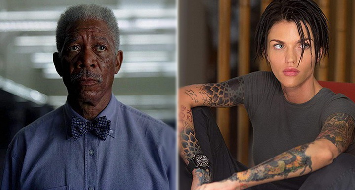 morgan-freeman-ruby-rose
