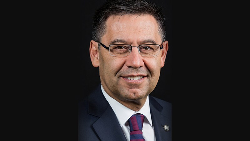 A Club Member Since  Bartomeu Became President Of Fc Barcelona On January Rd  After Having Held Various Executive Positions At The Club