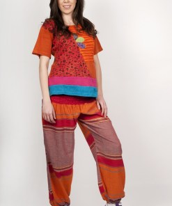 Pantaloni bumbac Relaxare de Agat