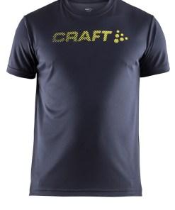 Tricou CRAFT Prime Logo Bleumarin