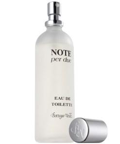 Apa de toaleta Note per due