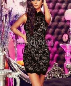 Rochie Din Dantela Black Splendid