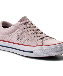 Tenisi CONVERSE - One Star Ox 160623C Barely Rose/Gym Red/White