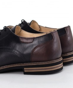 Pantofi Piele Humavo negri eleganti