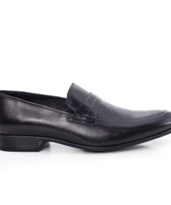 Pantofi Piele Tamoli negri eleganti