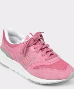 Pantofi sport NEW BALANCE roz, Cw997, din material textil