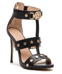 Sandale GUESS - Tiffy FL5TIF LEA03 BLACK