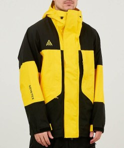 Nike ACG Goretex Jacket NRG Amarillo/ Black