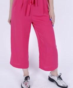 Pantaloni zara roz casi pinki