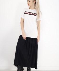 Rochie zara black&white trusti