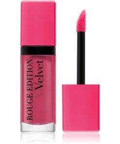 Bourjois Rouge Edition Velvet ruj de buze lichid cu efect matifiant BOURVEW_KLIS60