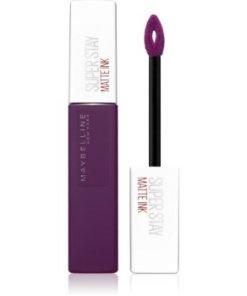 Maybelline SuperStay Matte Ink ruj de buze lichid, mat și de lungă durată MAYMINW_KLGL12