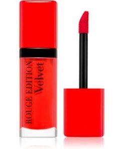 Bourjois Rouge Edition Velvet ruj de buze lichid cu efect matifiant BOURVEW_KLIS19