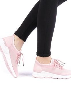 Pantofi sport dama Saletta roz