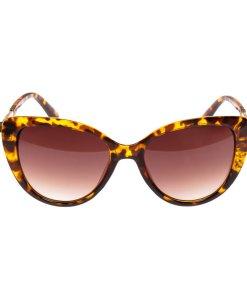 Ochelari de soare dama P5027C-3 leopard toc protectie