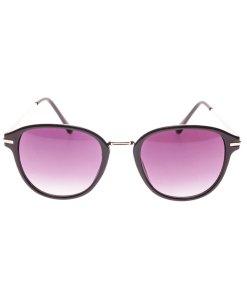 Ochelari de soare dama P5067C1 negri + toc protectie