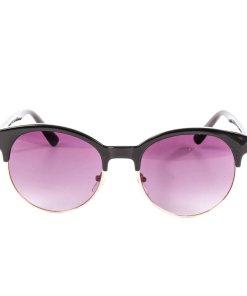 Ochelari de soare dama P5080C1 negri toc protectie
