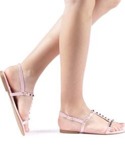 Sandale dama Viopo roz