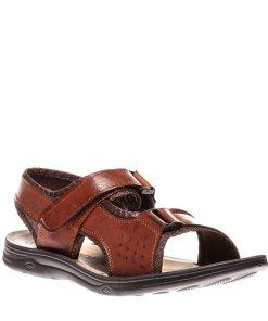 Sandale barbati Oscar maro