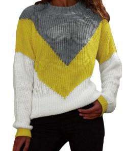 U748-189 Bluza model tricotat, in trei culori