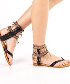 Sandale dama Sonia negre