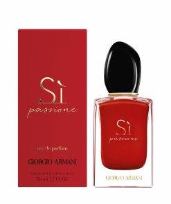 Apa de parfum Si Passione, 50 ml, Pentru Femei