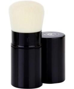 Chanel Les Beiges pensula pentru aplicarea pudrei pachet pentru calatorie CHALEBW_KBRU10