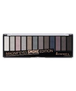 Paleta Farduri Rimmel London Magnif'eyes Smoke Edition