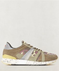 Pantofi Sport Rebut Camuflaj