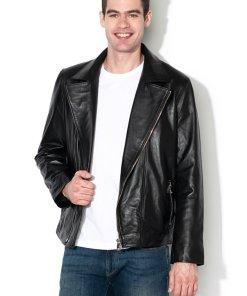 Jacheta de piele