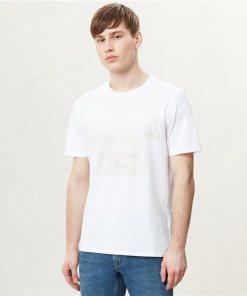 Tricou Sawy Bright White