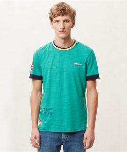 Tricou Seech Alhambra Green