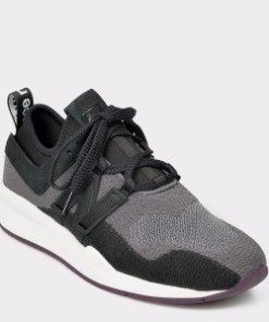 Pantofi sport NEW BALANCE gri, Ms247, din material textil