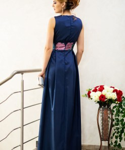 Rochie Ella Collection Night Delight DarkBlue