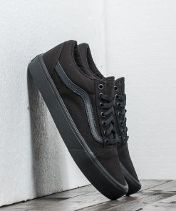 Vans Old Skool Lite (Canvas) Black/ Black