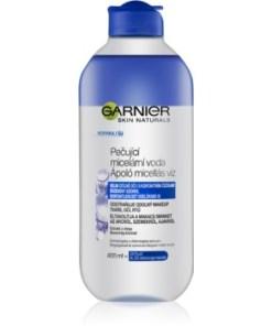 Garnier Skin Naturals apă micelară pentru îngrijirea ochilor foarte sensibili, cu lentile de contact