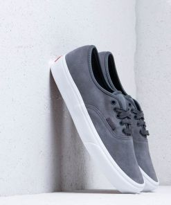 Vans Authentic (Soft Suede) Ebony/ True W