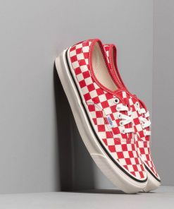 Vans Authentic 44 DX (Anaheim Factory) Og Red/ White