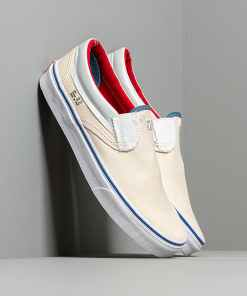 Vans Classic Slip-On (Outside In) Natural/ Stv