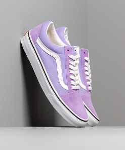 Vans Old Skool Violet Tulip/ True White