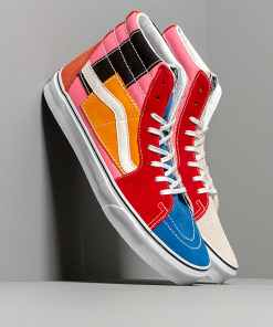 Vans SK8-Hi (Patchwork) Multi/ / True White