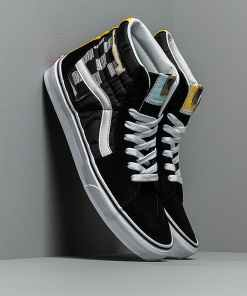 Vans SK8-Hi (Mixed Quilting) Black/ Tr