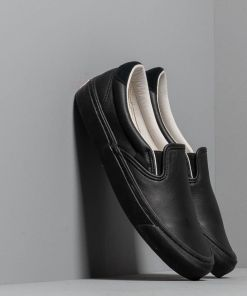 Vans OG Slip-On 59 LX (Leather/ Suede) Black