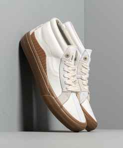 Vans x Taka Hayashi 138 Mid LX (Suede/ Canvas/ Leather) Marshmallow/ Gum