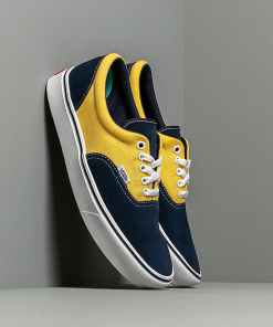 Vans ComfyCush Era (Suede/ Canvas) Dress Blue