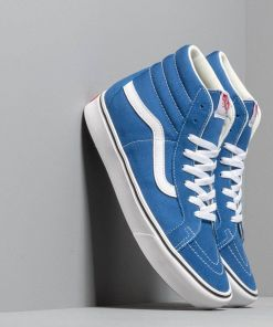 Vans ComfyCush SK8-Hi Reissue (Suede/ Canvas) Lapis Blue