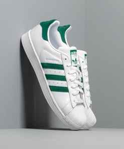 adidas Superstar Ftw White/ Core Green/ Ftw White